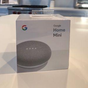 Brand New in Box-Google Home Mini